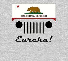 California Flag Jeep Logo Eureka! Unisex T-Shirt