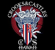 CROOKS MEDUSA HAWAII by CROOKSCREW