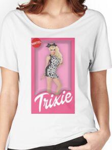 Trixie Mattel Doll Women's Relaxed Fit T-Shirt