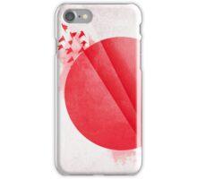 red balloon iPhone Case/Skin