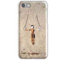 Iron Cross! - Gymnastics iPhone Case/Skin