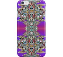 Psycho Exotic, Hindu Temple, Singapore iPhone Case/Skin