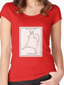 Skeeter Forever Women's Fitted Scoop T-Shirt