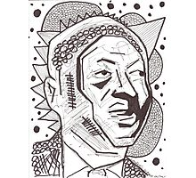 Leadbelly Delta Blues Musician Photographic Print