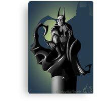I spy the Batman Canvas Print