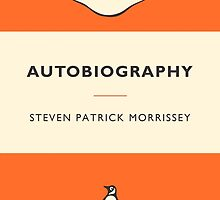Imaginary Morrissey Autobiography Cover 2 - Penguin Classics by PheromoneFiend