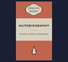 Imaginary Morrissey Autobiography Cover 2 - Penguin Classics Kids Clothes