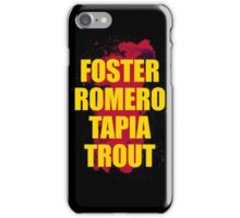 NEW MEXICO BOXING CHAMPIONS iPhone Case/Skin