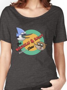 The Regular Show Women's Relaxed Fit T-Shirt