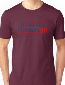 Bartlet and Hoynes 1998 Unisex T-Shirt