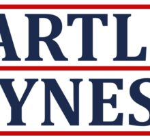 Bartlet and Hoynes 1998 Sticker