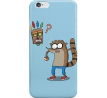 Rigby Bandicoot iPhone Case/Skin