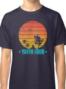 Visit Tropical Yavin Four! Classic T-Shirt