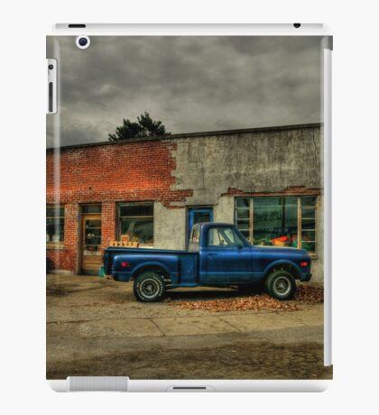 Osgood Garage iPad Case/Skin