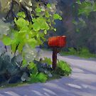 Mailbox by Karen Ilari