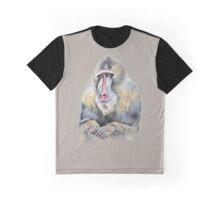 Sadness Graphic T-Shirt