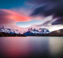 Cuernos del Paine by macnuel