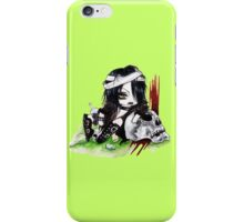Toxic Mako  iPhone Case/Skin