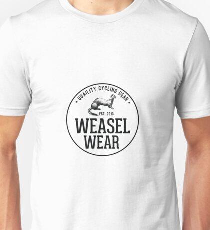 Weasel Wear Cycling Unisex T-Shirt