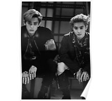 chanyeol suho Poster