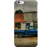 Osgood Garage iPhone Case/Skin