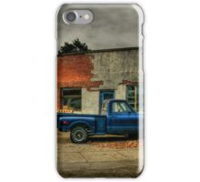 Osgood Garage iPhone Case/Skin