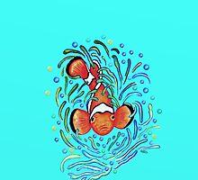 Clownfish by Robin Monroe