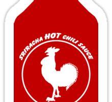Sriracha Sticker Sticker