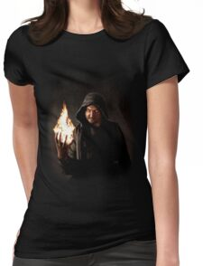Purge T Womens Fitted T-Shirt