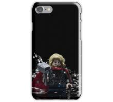 Thunder God iPhone Case/Skin