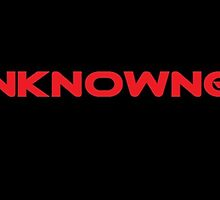 TheUnknownGavin in Red and Ethnocentric font by TheUnknownGavin
