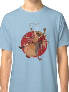 Mysterious Drunken Samurai Classic T-Shirt