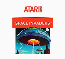Atari Space Invaders Transparent  Unisex T-Shirt