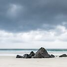 Flakstad Beach by Christopher Cullen