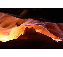 Upper Antelope Canyon, Arizona Photographic Print