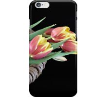 Flowers From The Garden iPhone Case/Skin