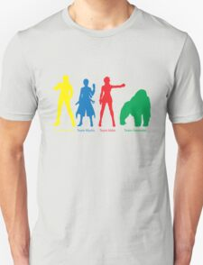 Team Harambe Unisex T-Shirt