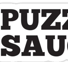 Puzzle Sauce Sticker