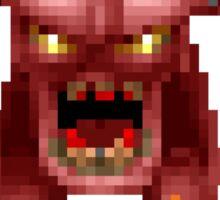 Doom Demon Sticker