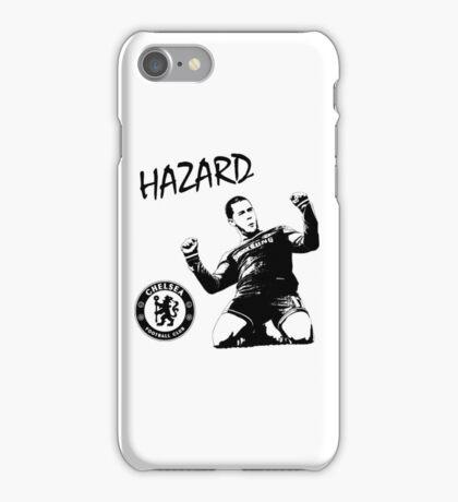 Eden Hazard - Chelsea iPhone Case/Skin