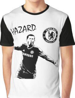Eden Hazard - Chelsea Graphic T-Shirt