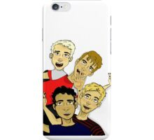 5SOS In Your Phone!- Phonecase and Print iPhone Case/Skin