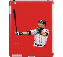 Ichiro - Mr. 3000 iPad Case/Skin