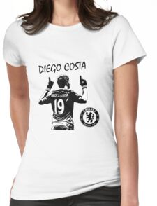 Diego Costa - Chelsea Womens Fitted T-Shirt