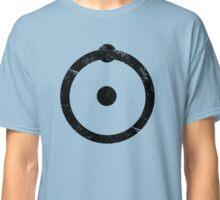 Doctor Manhattan Symbol Distressed Watchmen Classic T-Shirt