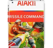 Atari Missile Command iPad Case/Skin