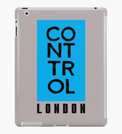 London Controller  iPad Case/Skin