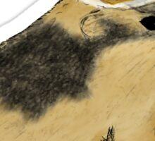 Arctic Lemming Meringue Sticker
