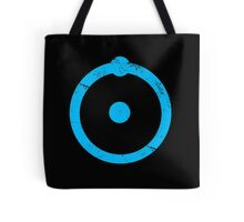 Doctor Manhattan Symbol Tote Bag