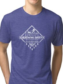 Link's Gardening Tri-blend T-Shirt